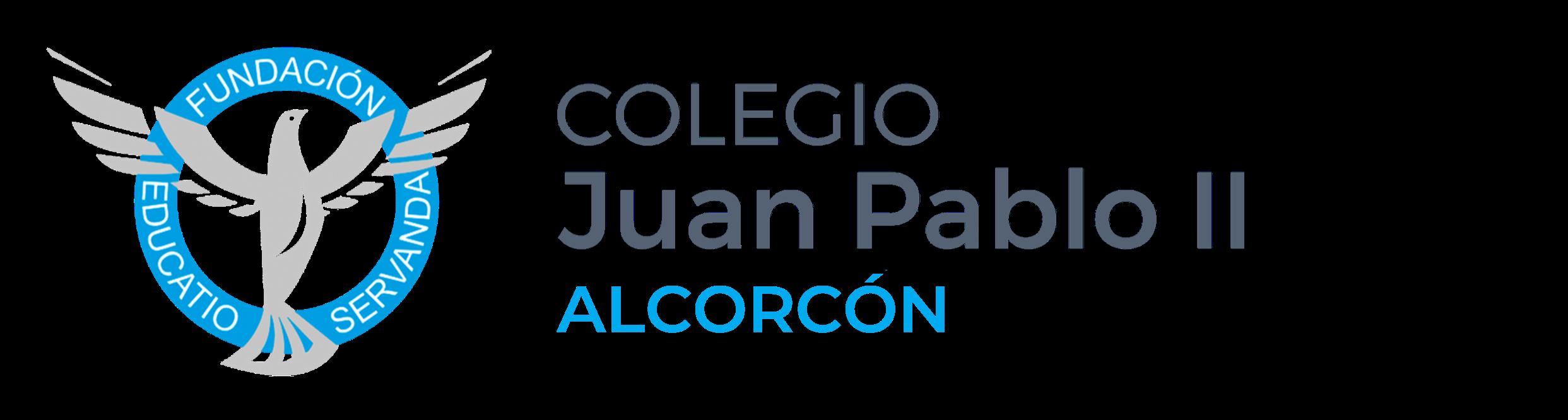 Colegio Juan Pablo II – Alcorcón Logo